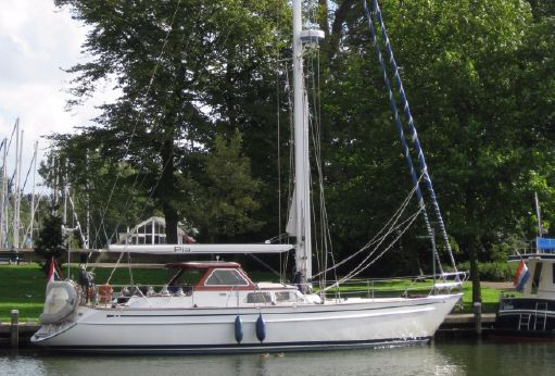 1990 Glacer 54.5 Pilothouse