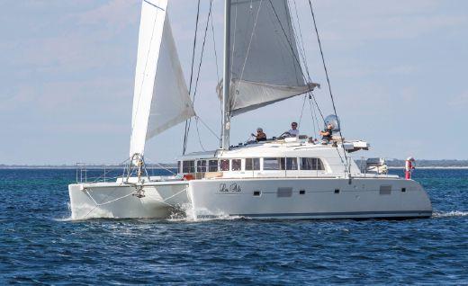 2012 Lagoon 500