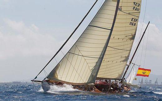 1925 Berthon Shipyard Mylne Classic Marconi Yawl