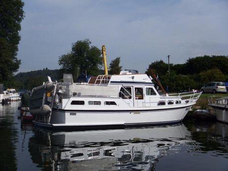 1991 Pedro 36 Dutch Steel Cruiser