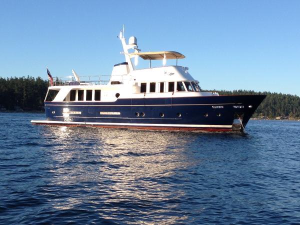 2010 Sea Spirit Trawler