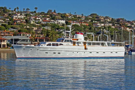 1957 Broward 96' Motor Yacht 1957 Hull#1