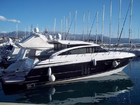 2010 Princess V52 HT