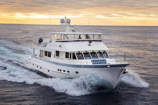 2013 Outer Reef Yachts Pilothouse