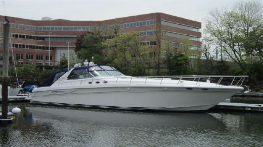 1998 Sea Ray 630 Super Sun Sport