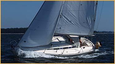 2003 Hanse 300
