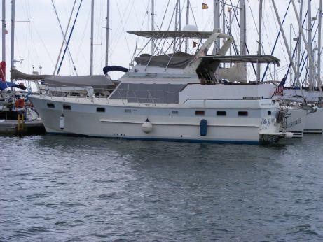 1984 Nova Marine Sundeck Trawler