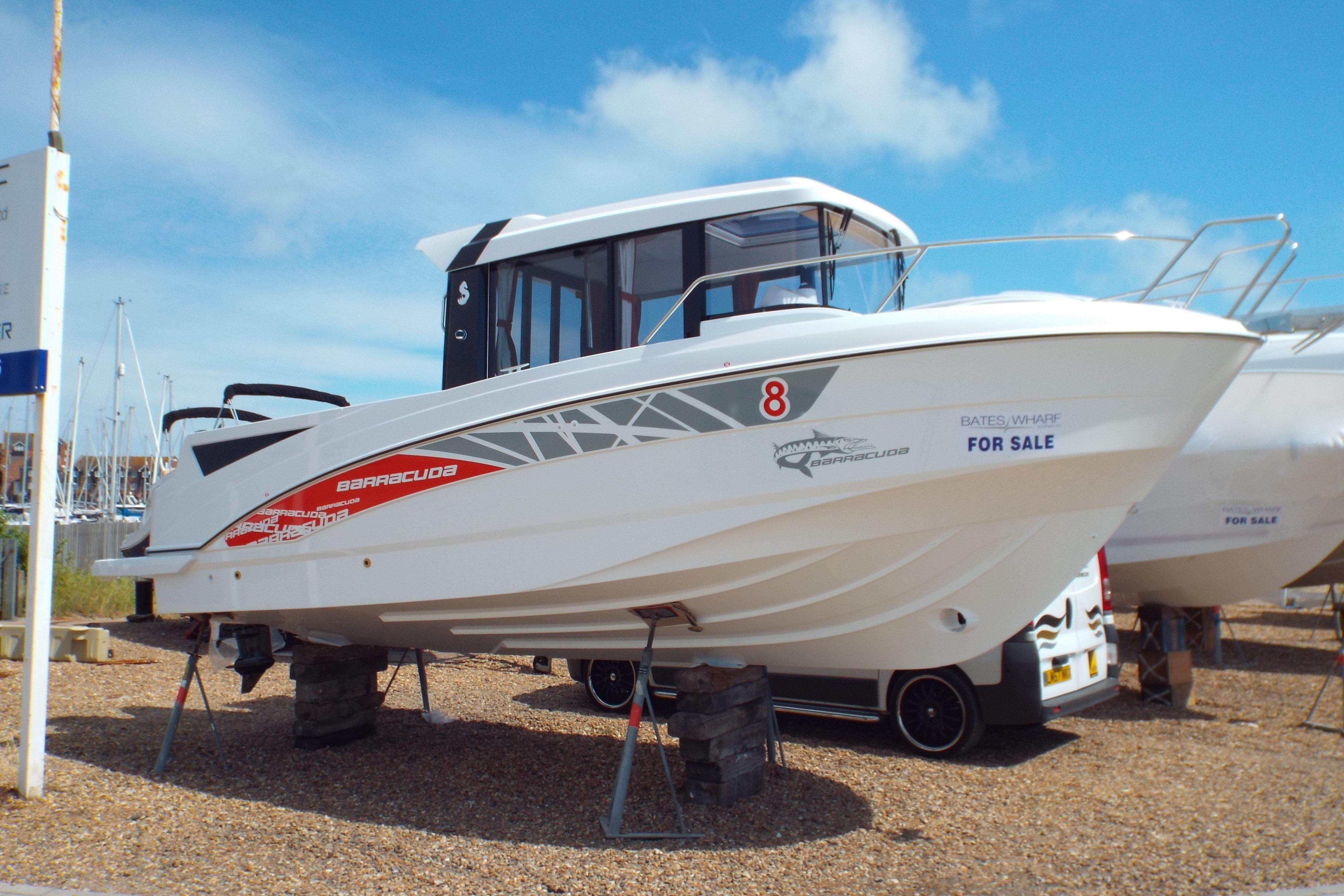 2016 beneteau barracuda 8 moteur bateau vendre. Black Bedroom Furniture Sets. Home Design Ideas