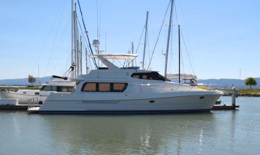 2004 Nassau Pilothouse Motor Yacht