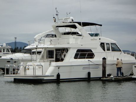 2000 Grand Harbour Custom Pilothouse