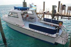 1998 Canaveral Delta Dive Boat