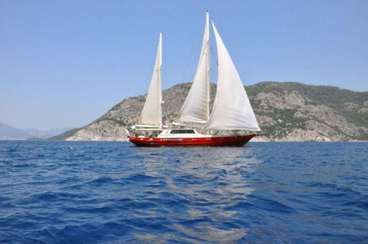 2003 Sailing 95` Ketch