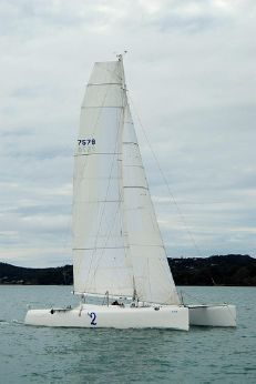 2008 16m Malcolm Tennant Catamaran Power Of 2