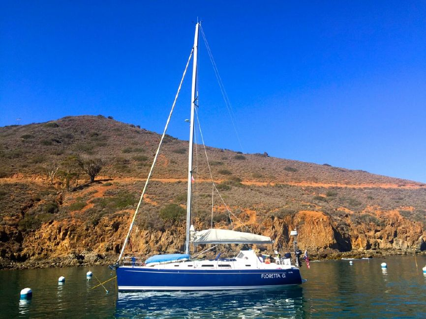 2006 Hanse 400 Sailboat for sale in Long Beach