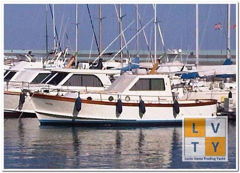 1988 Cantieri Navali Sciallino Sciallino 33 cabin 1988