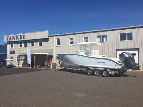 2016 Cape Horn 31T 6 HRS and Trailer