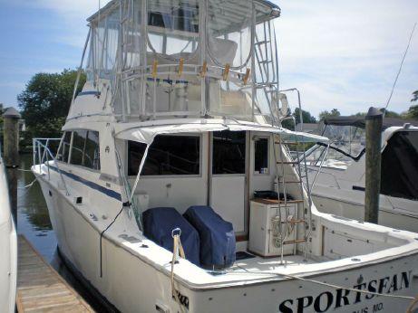 1983 Bertram SportFish 38