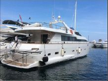 1987 Admiral 25m