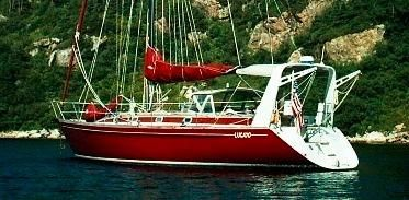 1993 Brooklin Boat Yard Roger Marshall, 47', Cruising Cutter