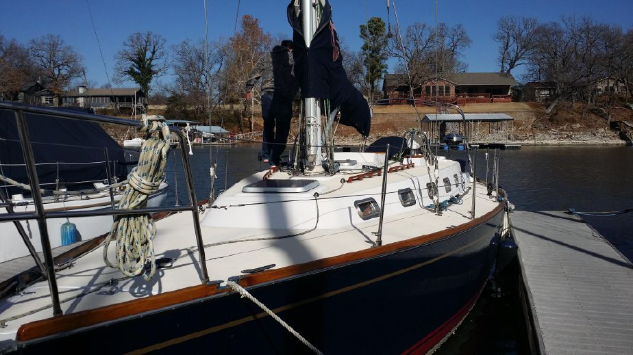 1996 Tartan 4100 Sail Boat For Sale - www yachtworld com