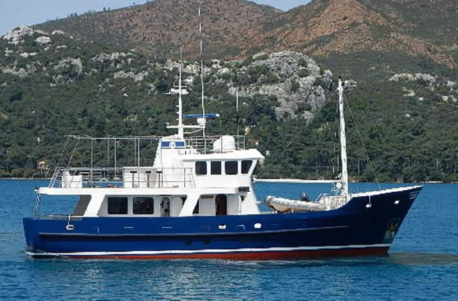 Steel Expedition Yachts : Interesting boats page trawler forum