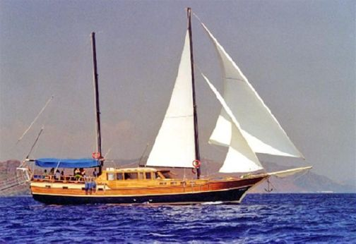 1998 Ron-Ka Yachting Co. Ltd Gulet Ketch
