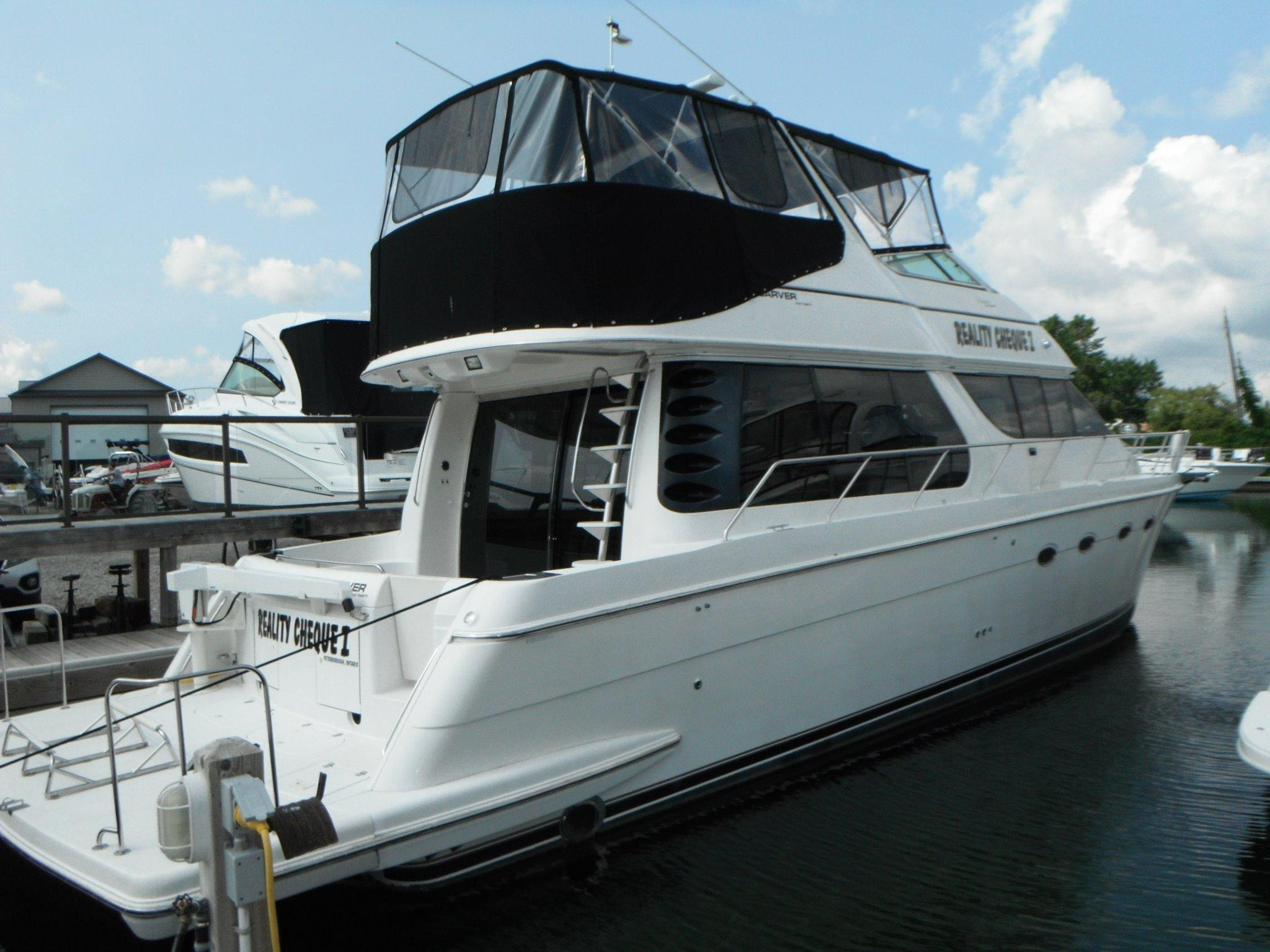 2000 Carver 530 Voyager Pilothouse Power Boat For Sale - www.yachtworld.com