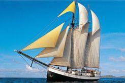 1915 Schooner Two Mast Topsail Schooner