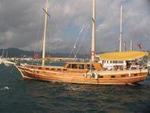 2003 Gulet Hull Mahogany-Frames Mulberry-Interior Mahogany-Deck Teak