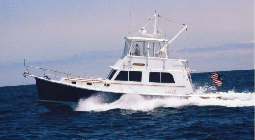 1994 Duffy 42 Flybridge
