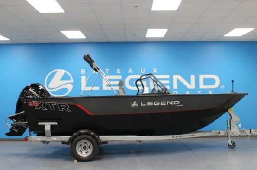 Legend Boats 20 xtr troller