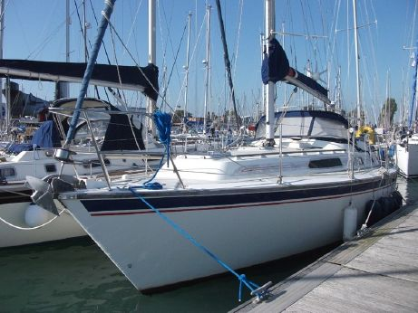 1991 Westerly Seahawk 34