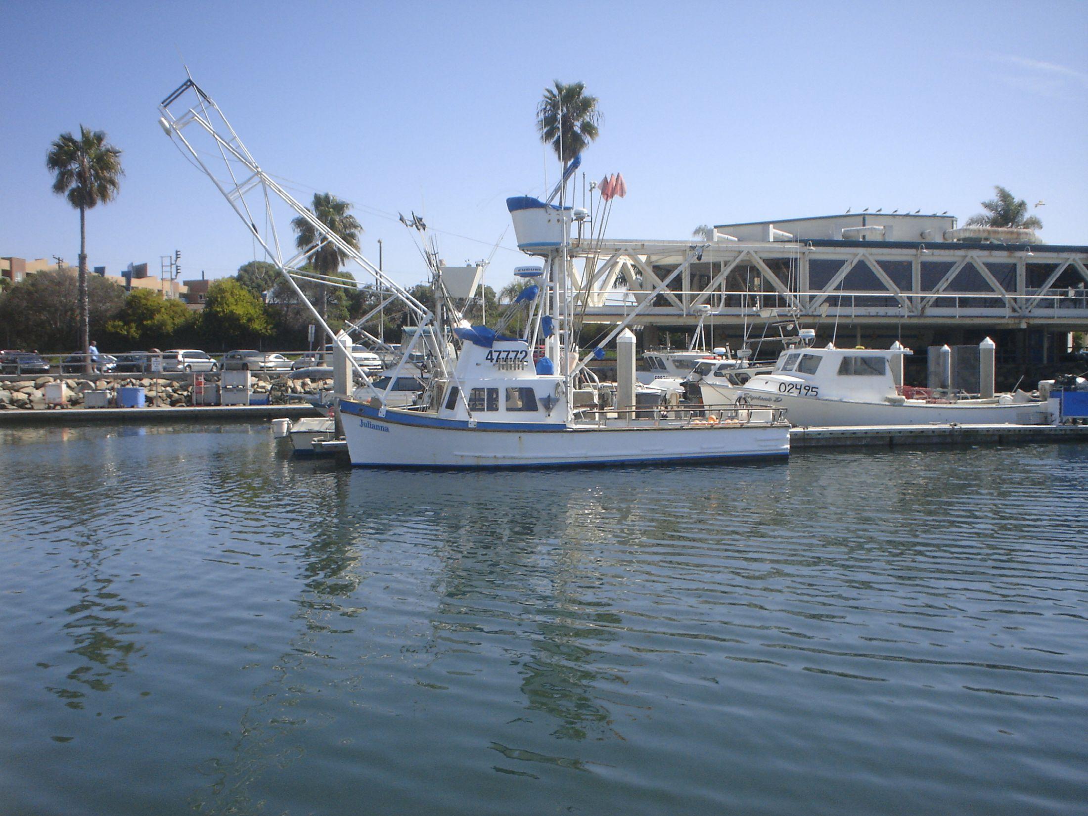30 ft 1945 seaway/lonnie marshel blanton custom swordfish