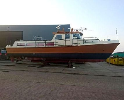 1970 Akerboom Cruiser, Barge
