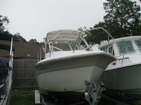 2007 Sea Fox 236WA