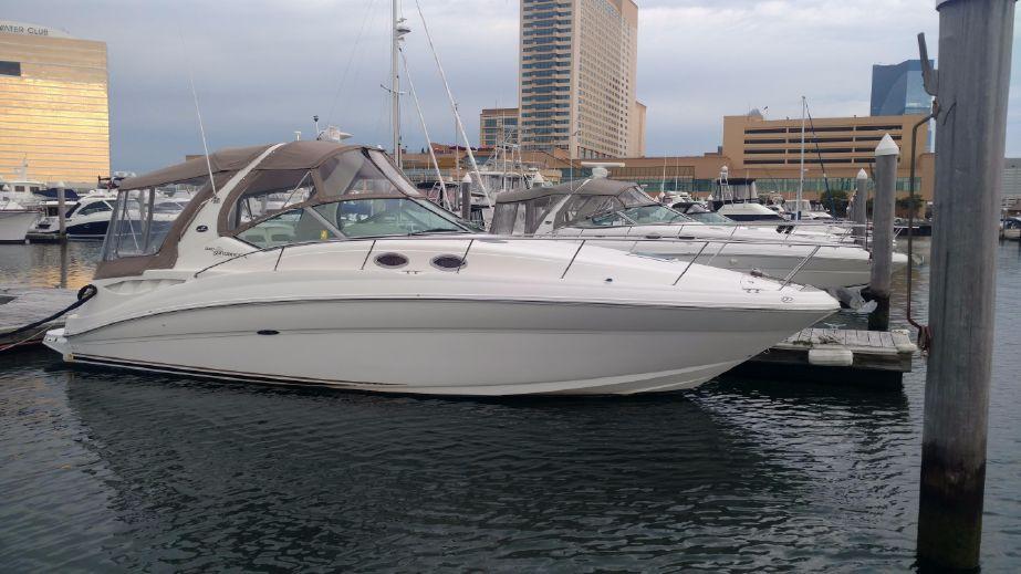 2003 Sea Ray 320 Sundancer Power Boat For Sale Www Yachtworld Com