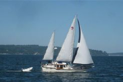 1985 Nauticat 36 Cutter-Rigged Ketch