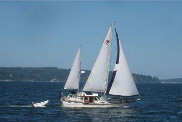 1985 Nauticat 36 Cutter-Rigged Ketch