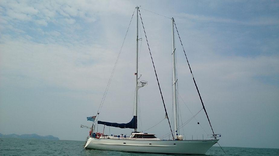 1989 Germanischer Lloyd Sail Boat For Sale - www yachtworld com