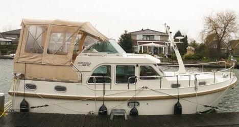 2009 Linssen Grand Sturdy 29.9 AC