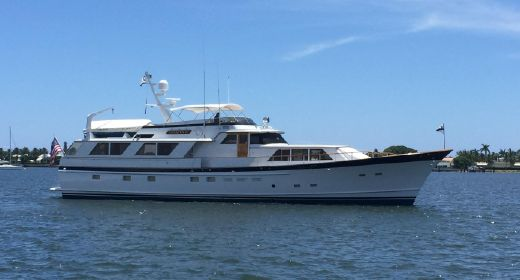 1984 Burger Raised Pilothouse