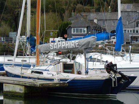 2000 Nordic Folkboat