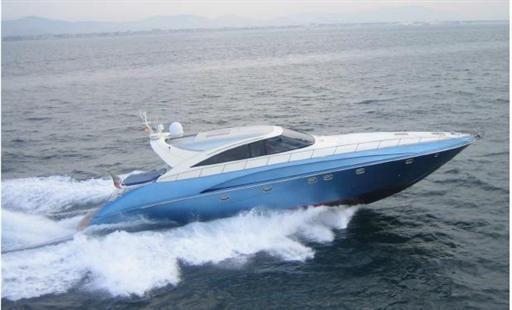 2004 Ab Yachts AB 68' HT