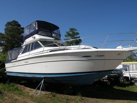 1984 Sea Ray 390 Sport Fisherman