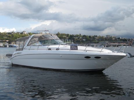 2000 Sea Ray 380 Sundancer - Bow Thruster
