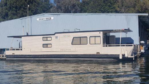 1980 Masterfab Houseboat