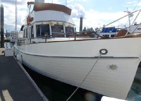 1983 Grand Banks 42 Motoryacht