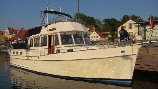 1996 Grand Banks 46 Motoryacht
