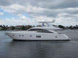 2006 Princess Viking 70 Sport Cruiser Fly bridge