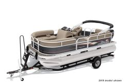 2020 Sun Tracker Party Barge 18 DLX